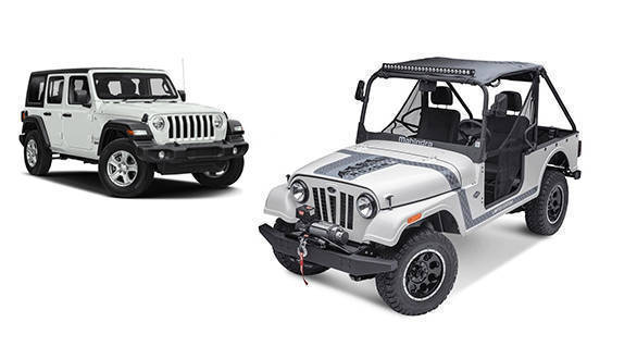 Image result for mahindra roxor