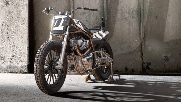 Royal Enfield Twins FT Flat Track EICMA 2019