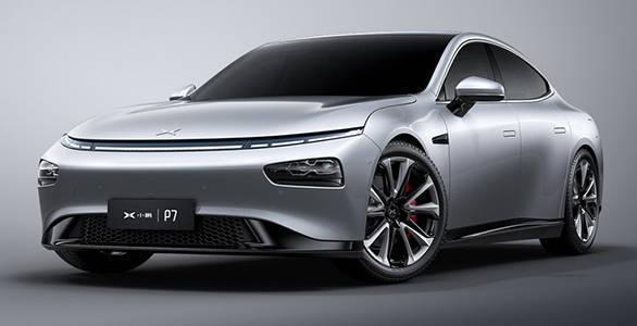 Xpeng Motors P7