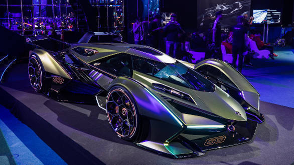 Our pick of the top three concepts from Vision Gran Turismo