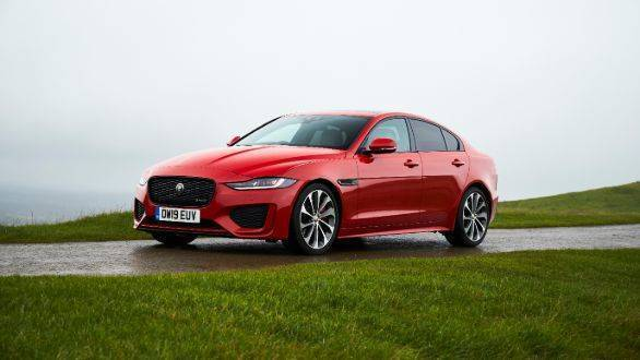2020 Jaguar XE Facelift OVERDRIVE