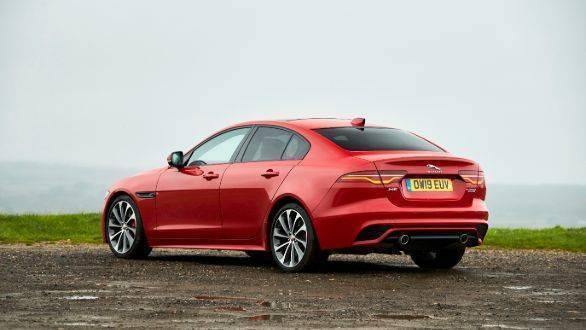 2020 Jaguar XE Facelift OVERDRIVE