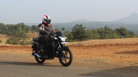 Honda SP125 First Ride Review