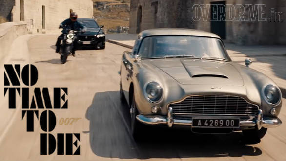 'No Time To Die' trailer: James Bond is back in action!