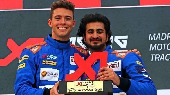 X1 Racing League: Bangalore Racing Stars wins team
