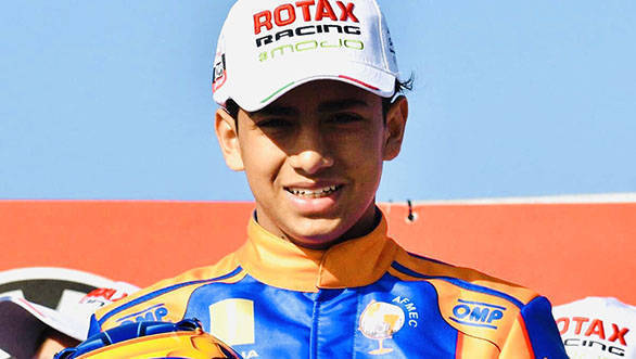 Interview: Shahan Ali Mohsin on switching from karting to single-seaters, and his future in motorsport
