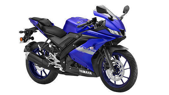YZF-R15 Version 3.0 BS VI Racing Blue