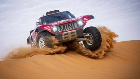 Dakar 2020: Carlos Sainz claims third title with victory in Saudi Arabia