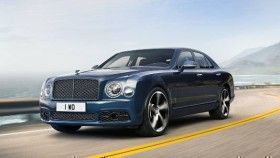 Bentley Mulsanne 6.75 Edition is a strictly limited edition offering at 30 units