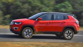 2020 Jeep Compass diesel automatic road test review