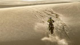 Dakar 2020: Sherco TVS Racing's Adrien Metge ranked 12th overall after Stage 11
