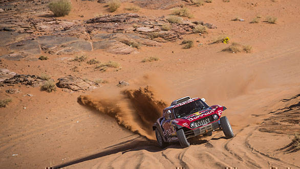 Dakar 2020: Carlos Sainz and Ricky Brabec move into overall lead after Stage 3