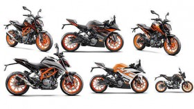 KTM Adventure, Duke and RC motorcycles to get upto 5 years warranty