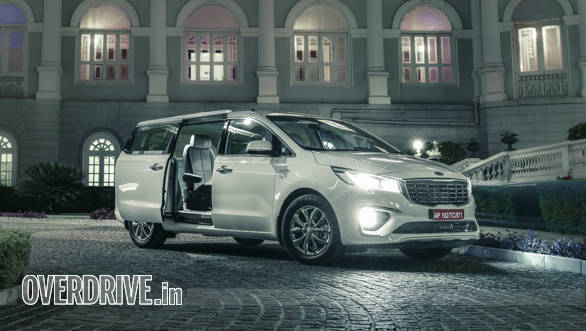 2020 Kia Carnival First Drive Review Overdrive