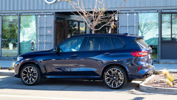 Image Gallery 2020 Bmw X5 M Competition Overdrive