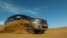 2020 Ford Endeavour BSVI first drive review