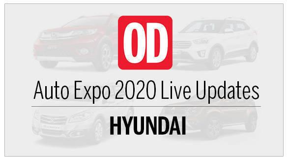 AutoExpo 2020 live updates Hyundai