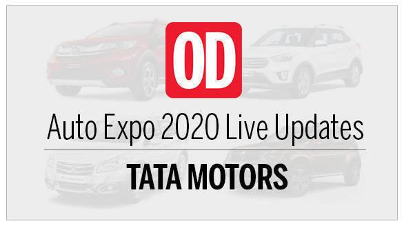 AutoExpo 2020 live updates TataMotors