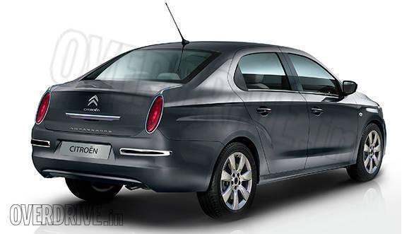[Discussion] Citroën, quel est son avenir ? - Page 24 Citroen-Ambassador-back-final