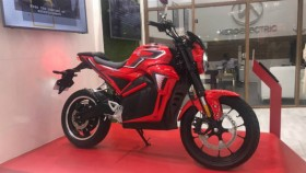 Auto Expo 2020: Hero Electric AE-47 Electric bike showcased, launch in 2021