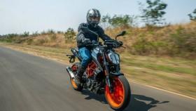 BSVI KTM 390 Duke first ride review