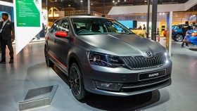 Auto Expo 2020: Skoda Rapid BSVI unveiled with 1.0-litre turbo petrol