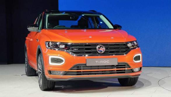 Volkswagen T Roc 20 Per Cent Of 1 000 Unit Run Still Available Overdrive