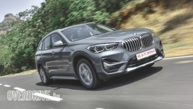 2020 BMW X1 facelift road test review