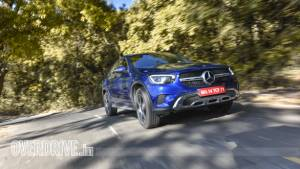 2020 Mercedes-Benz GLC 300d Coupe road test review