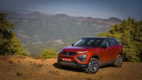 2020 Tata Harrier Automatic BSVI first drive review