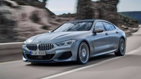2020 BMW 8 Series Gran Coupe launched in India at Rs 1.29 crore