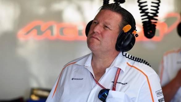 McLaren boss worries that Formula 1 could lose multiple teams