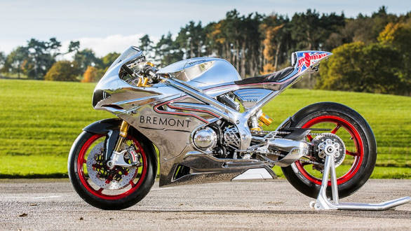 Norton Motorcycles - TVS buys Norton for £16 million