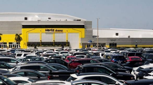Hertz could file for bankruptcy 'as soon as this weekend': report