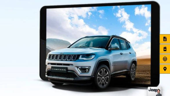 Coronavirus Impact Jeep India Offers Online Bookings Overdrive