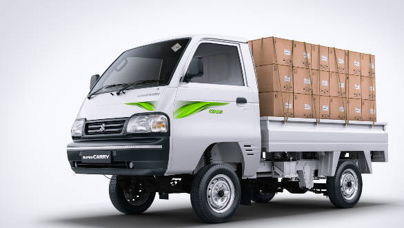 Maruti Suzuki Super Carry Cng Bs6 Launched At Rs 5 07 Lakh In India Overdrive