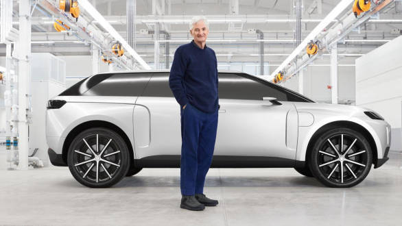 Dyson's Cancelled Electric SUV Seats 7, Had 600-Mile Range