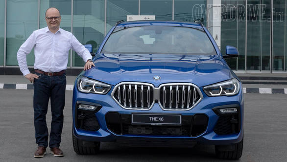 2020 Bmw X6 India Spec In Detail Overdrive