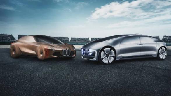 BMW, Mercedes halt joint development of autonomous tech