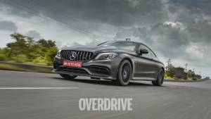 2020 Mercedes-AMG C 63 Coupe road test review