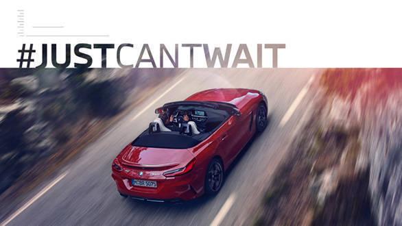 BMW #JustCantWait