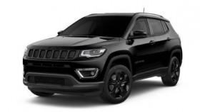 Jeep Compass Night Eagle launched in India from Rs 20.14 lakh, limited to 250 units