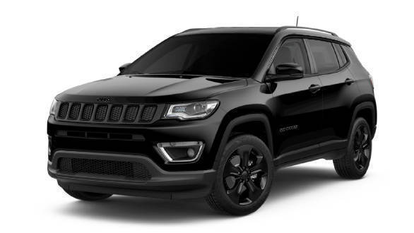 Jeep Compass Night Eagle Launched In India From Rs 20 14 Lakh