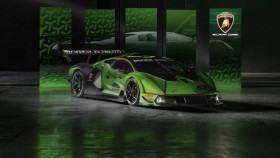 Lamborghini reveals the track-only Essenza SCV12, limited to 40 units