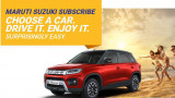 Maruti Suzuki subscription services extended to Pune and Hyderabad