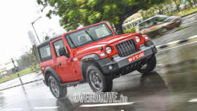 2020 Mahindra Thar receives over 15,000 bookings