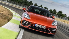 Porsche heavily updates the Panamera, adds Turbo S range-topper