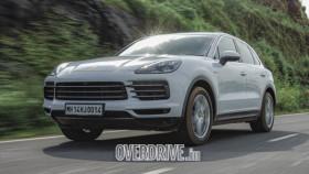 Porsche Cayenne e-Hybrid road test review