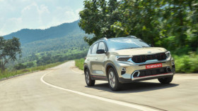 2020 Kia Sonet petrol iMT and DCT road test review