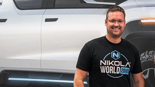 Trevor Milton steps down as Nikola chairman in battle with short seller
